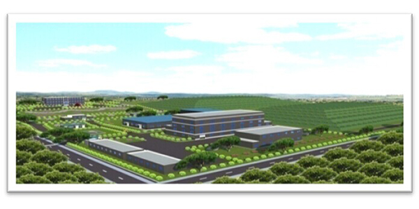 Mengdong hazardous waste centralized disposal project